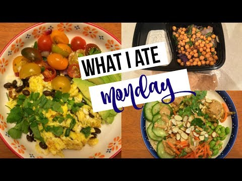 What I Ate today + Chat