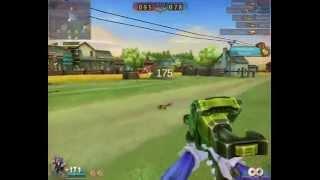 En iyi MMOFPS oyunu AQ ONLİNE / ZIPKIN