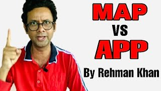 MAP vs  APP | Rehman Khan | Stand up Comedy