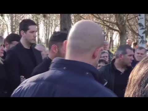 Poslednji oproštaj Divni Karleuši -  06.03.2019
