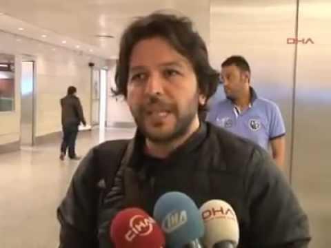 Chavez'in cenazesinden dönen Nihat Doğan...