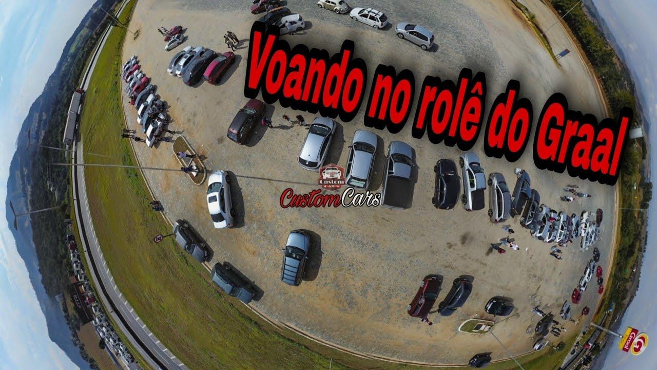 ROLÊ DE DRONE NO GRAAL DE ESTIVA / Canal Custom Cars