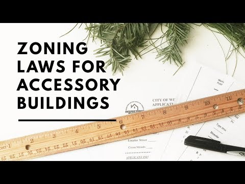 Zoning Laws for Accessory Buildings