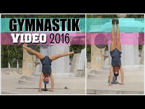 Gymnastik video 2016 ♡ Jasmin Lind