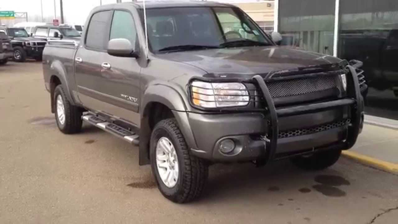 pre owned 2006 toyota tundra for sale in medicine hat youtube. Black Bedroom Furniture Sets. Home Design Ideas