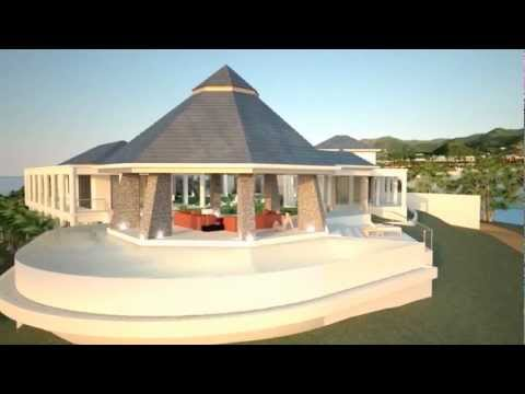 Beautiful Antigua plot with spectacular 360° view