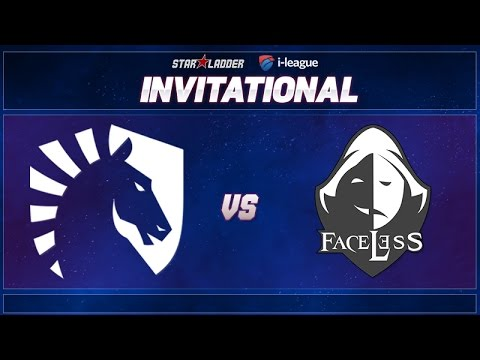 Liquid vs Faceless Game 2 - SL i-League Invitational: Group B - @Lyrical @Luminous