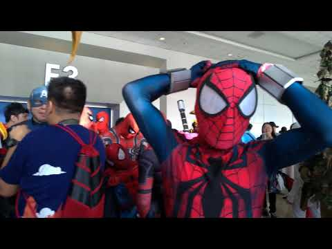 Asia Pop Comicon 2018 Full