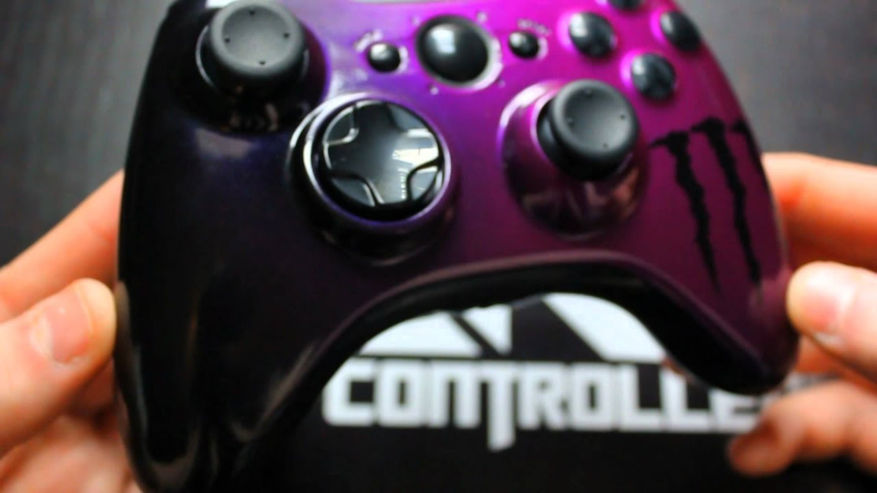 how to make a xbox controller out of paper