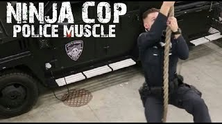 Ninja Cop - Police Muscle