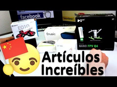 Increíbles Cosas que puedes comprar en internet Baratas - YouTube 94d45b7019a
