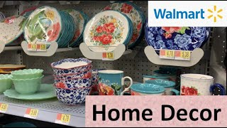 WALMART HOME DECOR KITCHEN AND BATH! THE PIONEER WOMAN! DORM ROOM HAUL! MEAL PREPPING! BATH! BED!