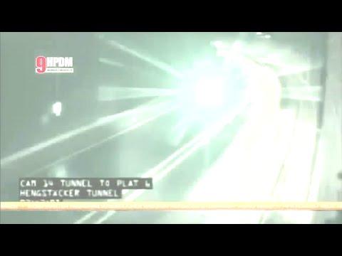 НЛО вылетел на встречку и столкнулся с фурой в Штутгарте