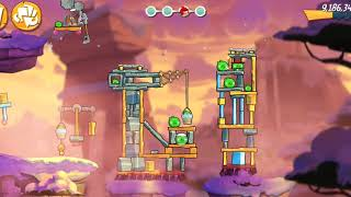 Angry Birds 2. Red's Rumble. Monday