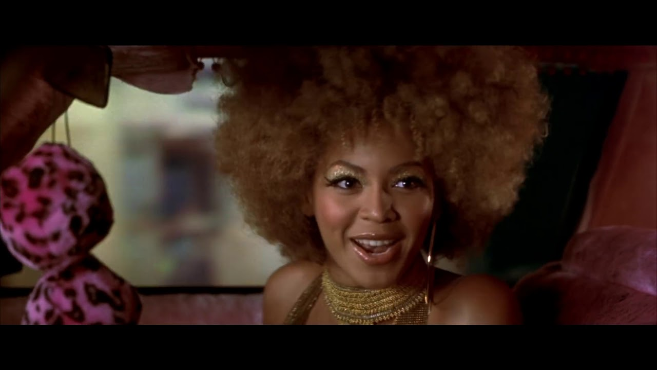 In Austin Powers in Goldmember, when Foxxy's over-enthusiasm completely misses the mark