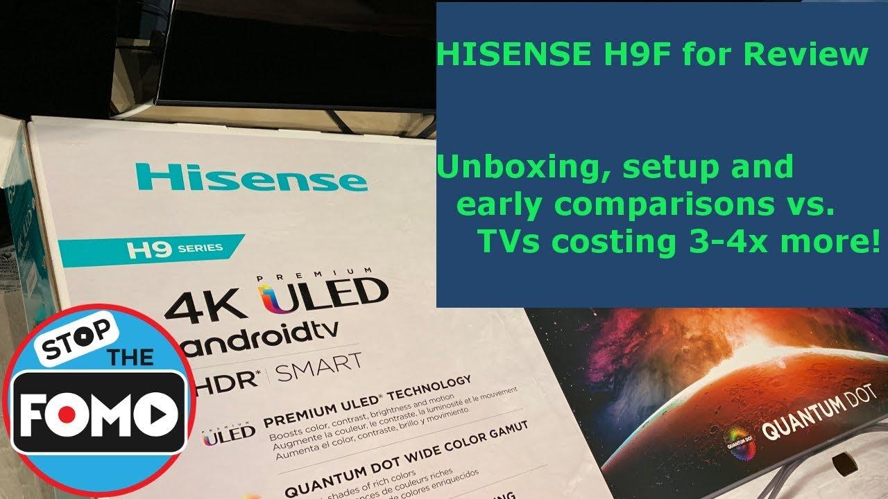 Image result for Hisense h9f