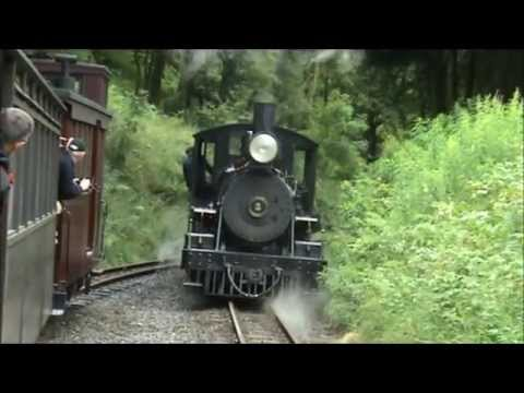 (HD) Brecon Mountain Railway Narrow Gauge - 02/08/2011