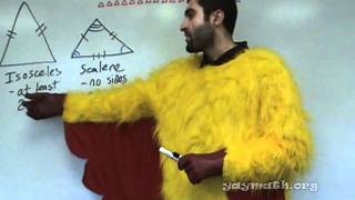 Geometry - Intro to Triangles