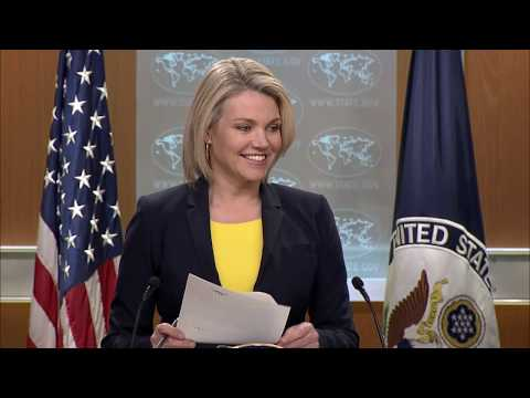 Department Press Briefing - April 13, 2018