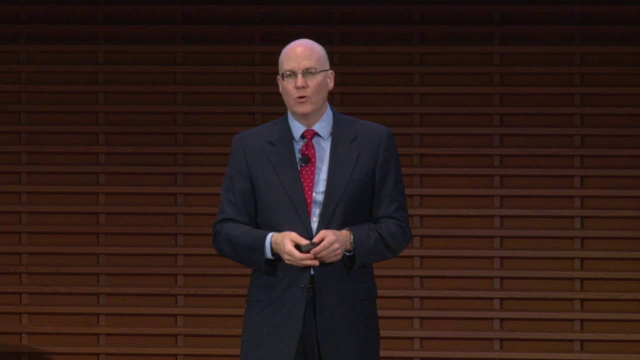 Stanford's Sean Mackey, MD, PhD on