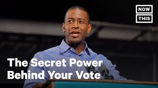 Andrew Gillum Says Your Vote Is Secretly Powerful | Opinions | NowThis