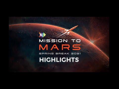 We went (virtually) to Mars!