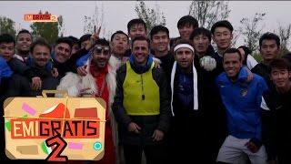 Emigratis 2 - Pio e Amedeo battono cassa con Fabio Cannavaro