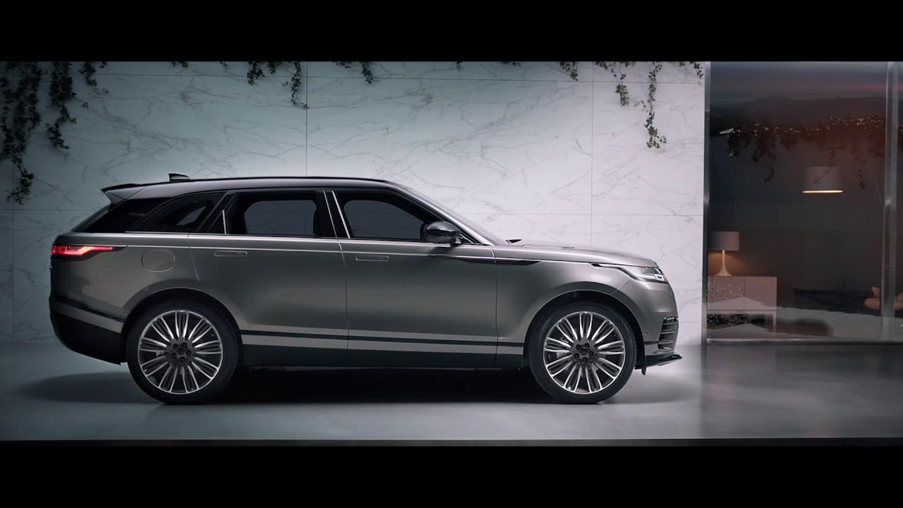 Range Rover Usa >> Range Rover Velar Design Land Rover Usa Youtube