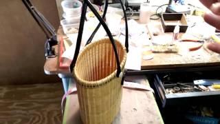 How To Install A Backplate On A Nantucket Basket