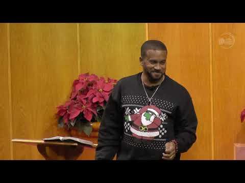 "December 6, 2017 CAYA ""Praying and Fasting"", Rev. Dr. Howard-John Wesley"