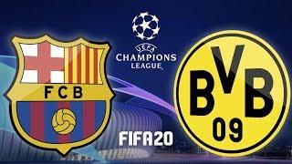 Fifa 20 uefa champions league barca – bvb gameplay highlights ps4 pro fc barcelona borussia dortmund 2019/20   gruppenphase ➤ 20...