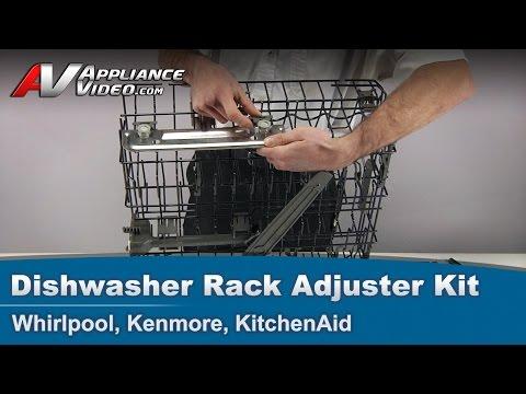 whirlpool,-kenmore,-kitchenaid---dishwasher-replacement-rack-adjuster-kit-#-w10712394-v-rail