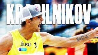 TOP PLAYS by VIACHESLAV KRASILNIKOV (RUS) • Beach Volleyball World