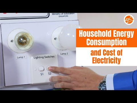 Household Energy Consumption And Cost Of Electricity