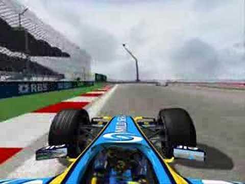 F1 2006 Bahrain 1 server