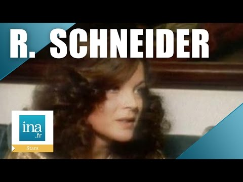 Romy Schneider à Berlin en 1976 | Archive INA