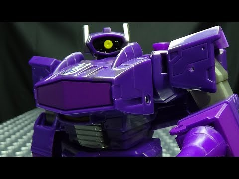 Cyber Battalion SHOCKWAVE: EmGo's Transformers Reviews N' Stuff