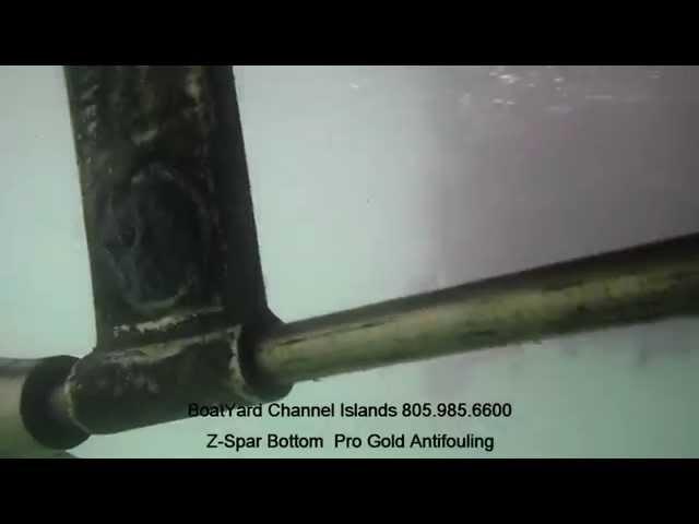 Pescatore 04/10/14 Hull Service Condition Video