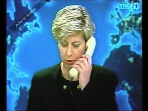 1993 - T*P1 Wiadomości - katastrofa samolotu