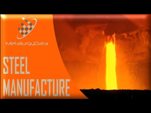 Steel Manufacturing (Including Blast Furnace and BOS)