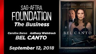 The Business: Q&A with BEL CANTO
