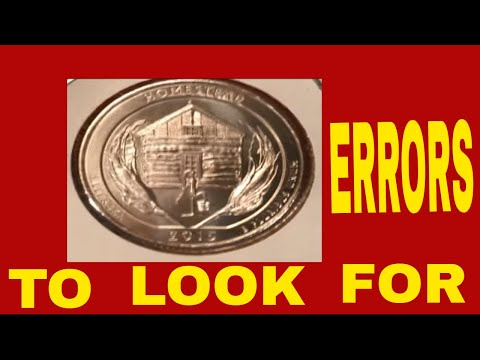 2015 P THE YEAR OF ERROR COINS!! MUST WATCH THIS VIDEO TO THE END!!