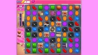 Candy Crush Saga level 523 3***