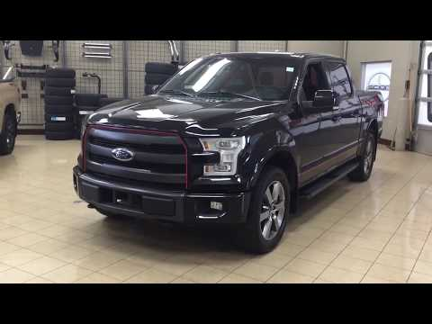 2015 Ford F-150 Lariat Review