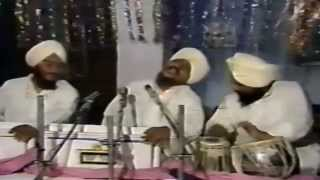 Bhai Harbans Singh Ji (Jagadhri Wale) - Kirtan At Gurdwara Rakab Gunj Sahib Delhi