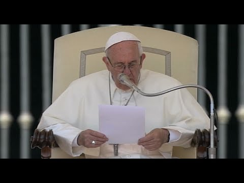 Pope Francis explains in the General Audience that everyone can aspire to be saints