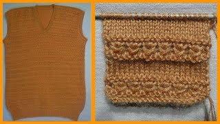 New Design of Half Sweater for Men