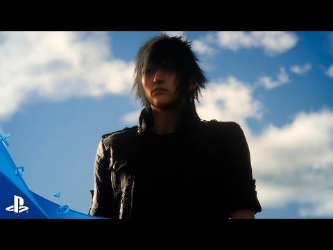 [Final Fantasy XV] Final Fantasy XV - E3 2016 Trailer | PS4, PS VR