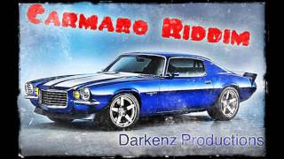 Camero Riddim ● Dark Enz Production ● FREE DANCEHALL RIDDIM INSTRUMENTAL BEAT APRIL 2016