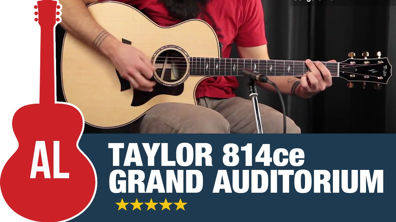 Taylor 914ce vs Taylor 814ce - Which is The Better Guitar